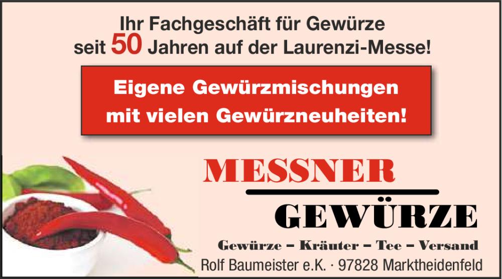 Messner Gewürze